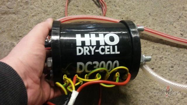 ūdeņraža ģenerators