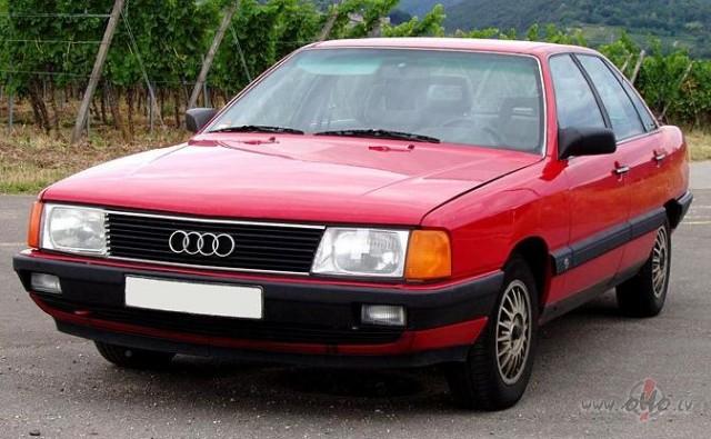 Audi 100 foto attēls