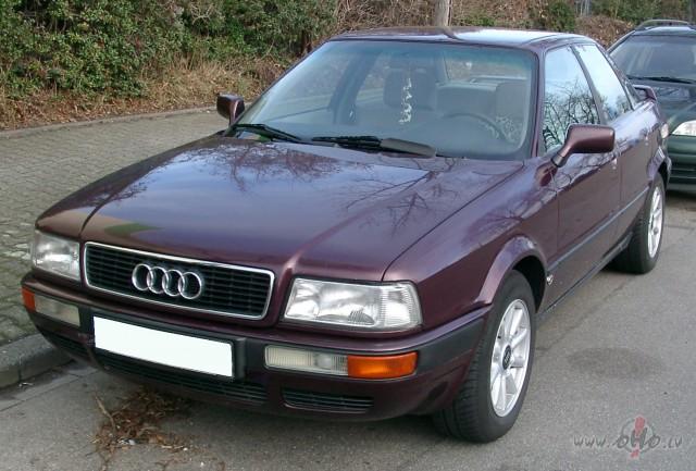 Audi 80 foto attēls