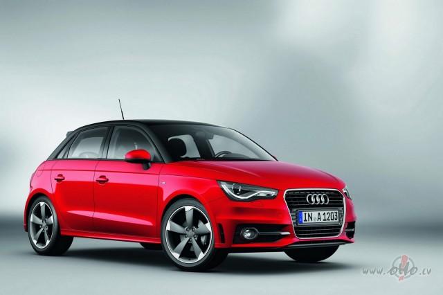 Audi A1 foto attēls