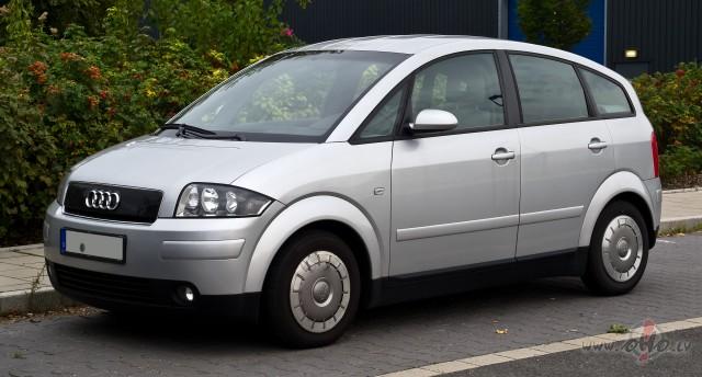 Audi A2 foto attēls