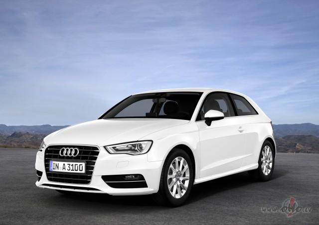 Audi A3 foto attēls