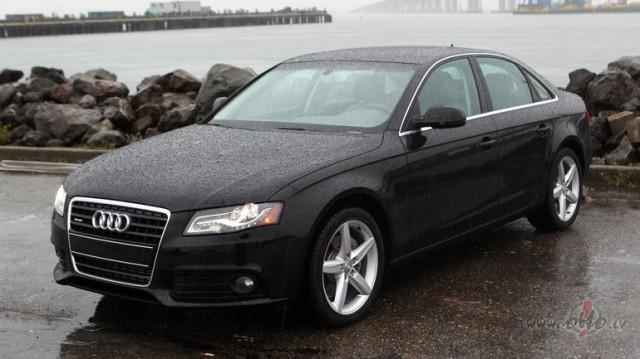 Audi A4 foto attēls
