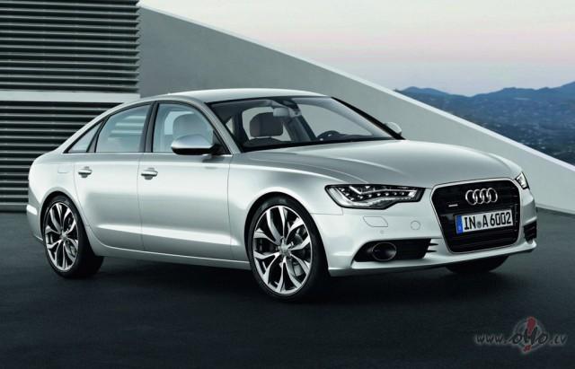 Audi A6 foto attēls