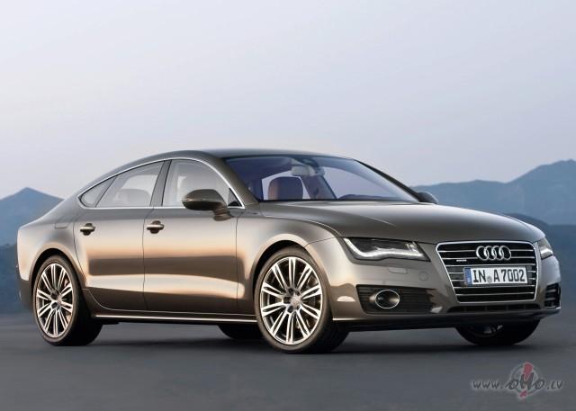 Audi A7 foto attēls