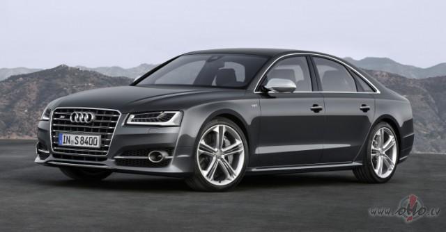 Audi A8 foto attēls