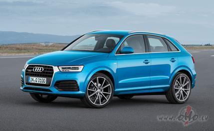 Audi Q3 foto attēls
