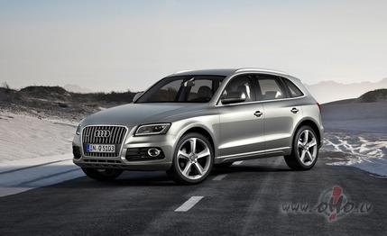 Audi Q5 foto attēls