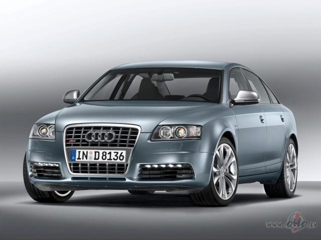 Audi S6 foto attēls