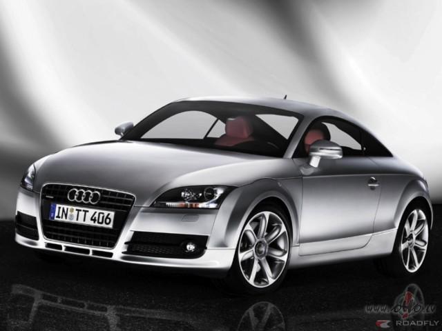 Audi TT foto attēls