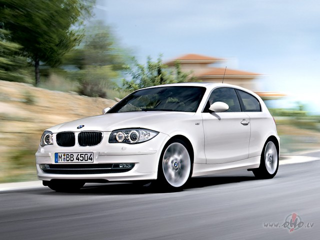 BMW 1 sērija foto attēls