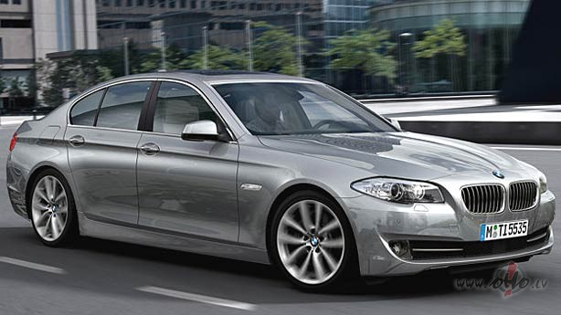 BMW 5 sērija foto attēls