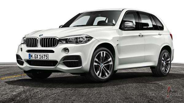 BMW X5 foto attēls
