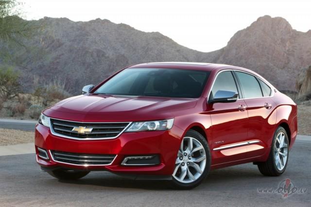 Chevrolet Impala foto attēls