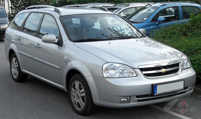 Chevrolet Nubira foto attēls
