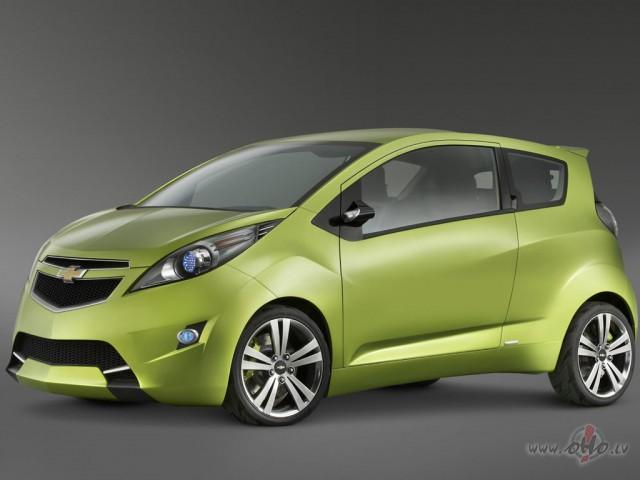 Chevrolet Spark foto attēls