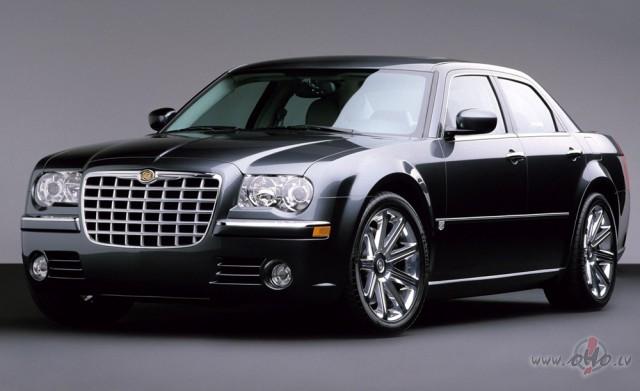 Chrysler 300C foto attēls