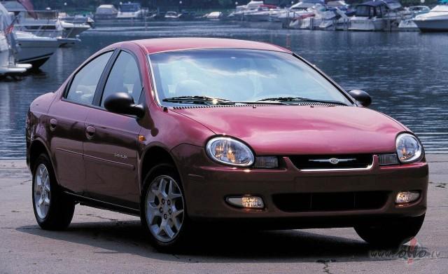Chrysler Neon foto attēls