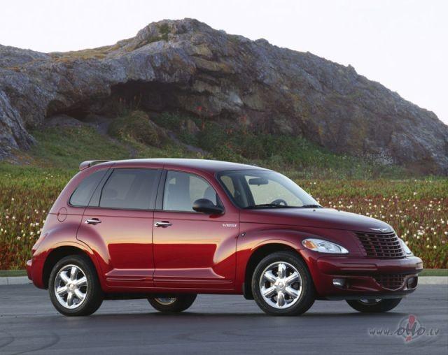 Chrysler PT Cruiser foto attēls