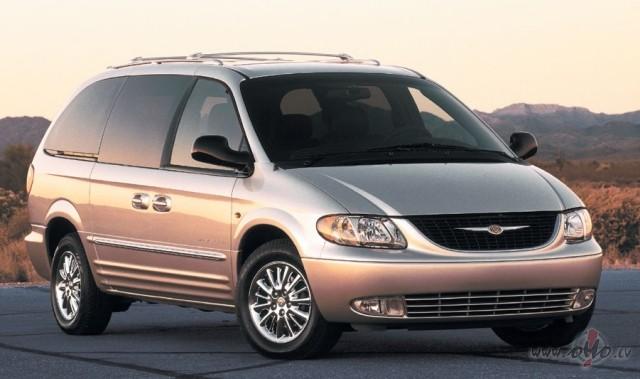 Chrysler Voyager foto attēls