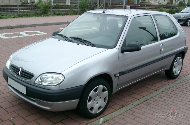 Citroen Saxo photo image