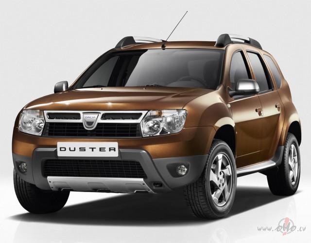 Dacia Duster foto attēls
