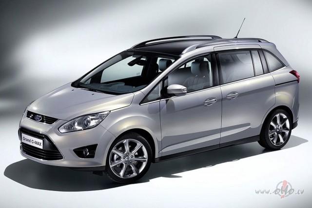 Ford C-Max foto attēls