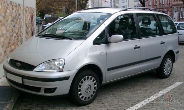 Ford Galaxy foto attēls