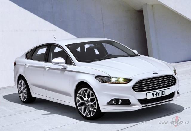 Ford Mondeo foto attēls