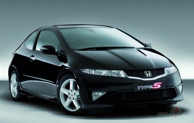 Honda Civic foto attēls