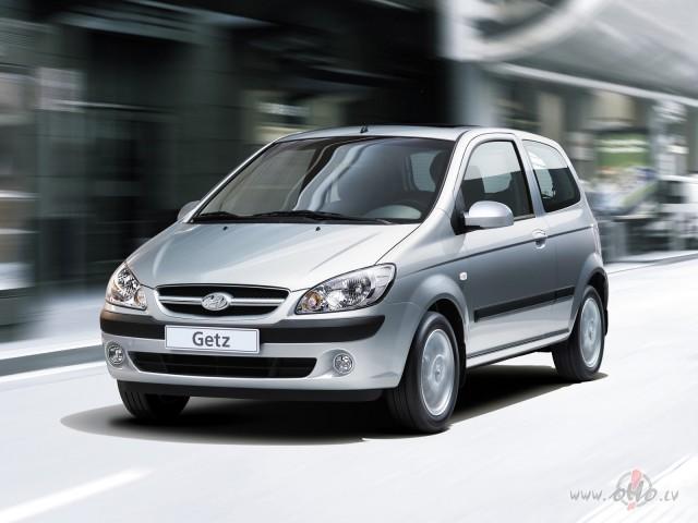 Hyundai Getz foto attēls