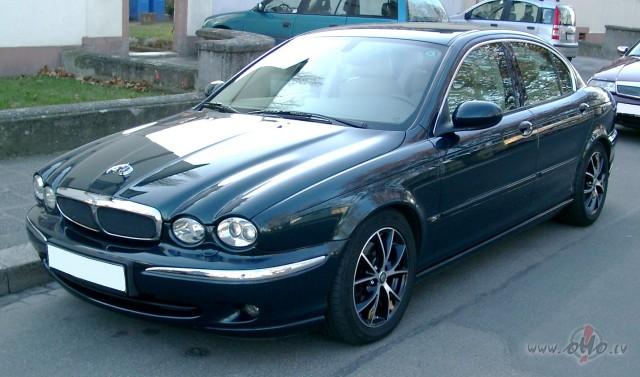 Jaguar X Type 2002 Izmaksas Auto Abc