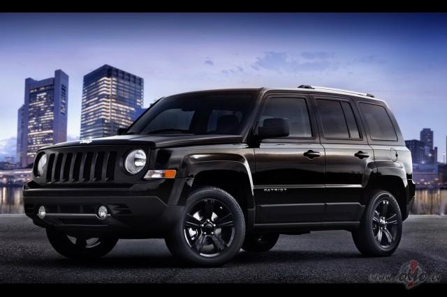Jeep Patriot foto attēls