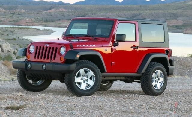 Jeep Wrangler foto attēls