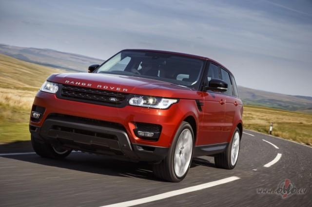 Land Rover Range Rover foto attēls