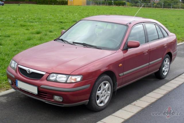 Mazda 626 foto attēls