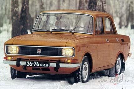 Moskvitch 2140 foto attēls