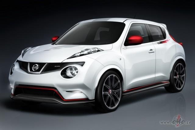 Nissan Juke foto attēls