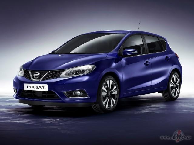 Nissan Pulsar foto attēls