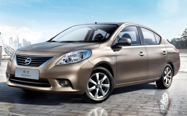 Nissan Sunny foto attēls
