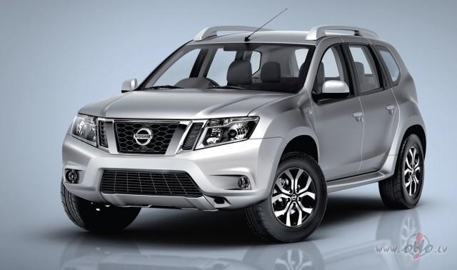 Nissan Terrano foto attēls