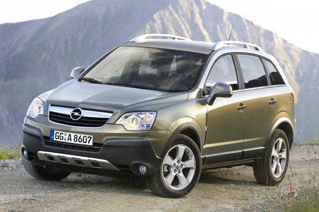 Opel Antara foto attēls
