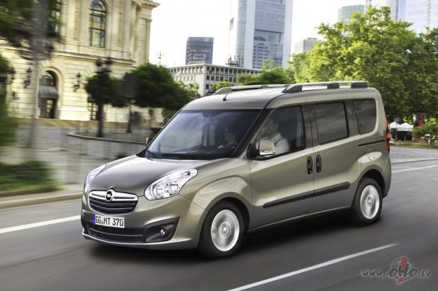 Opel Combo foto attēls