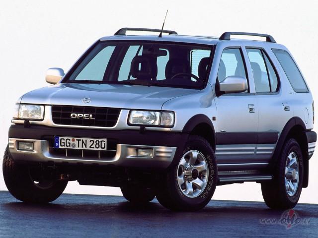 Opel Frontera foto attēls