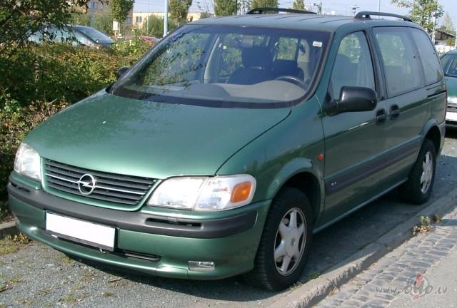 Opel Sintra foto attēls
