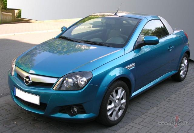 Opel Tigra foto attēls