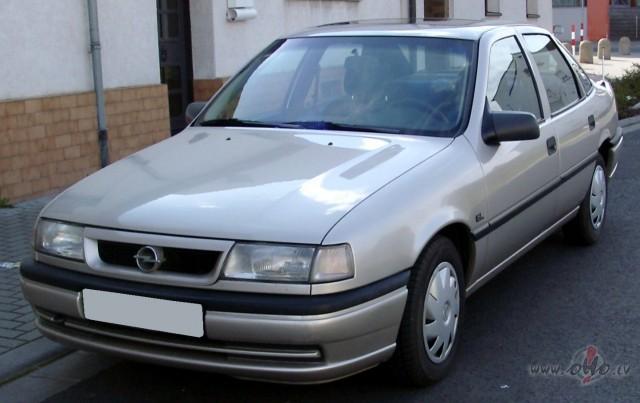 Opel Vectra foto attēls