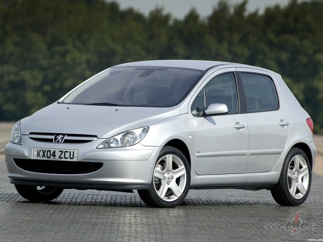 Peugeot 307 photo image