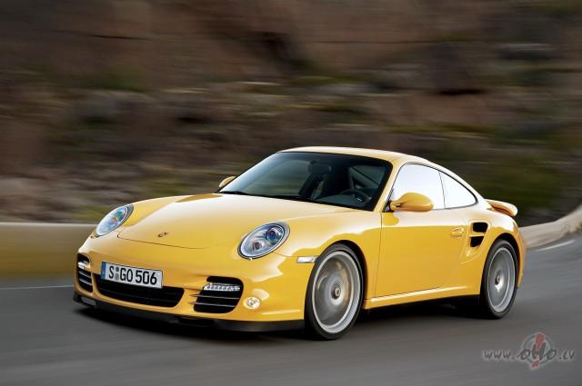Porsche 911 foto attēls