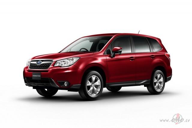 Subaru Forester foto attēls